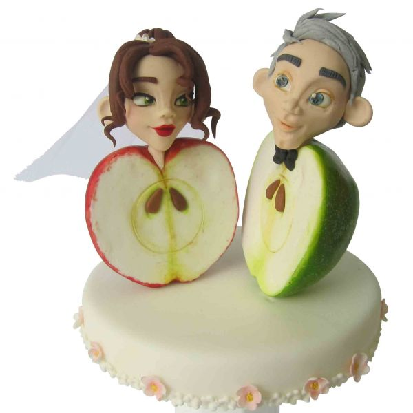 Alternative Wedding Cake Toppers – Cake Masters Magazine India