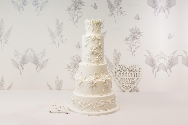 Royal Wedding Cake – Cake Masters Magazine India